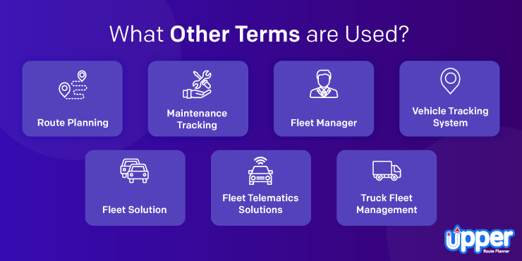Other Terms Describe Fleet Management