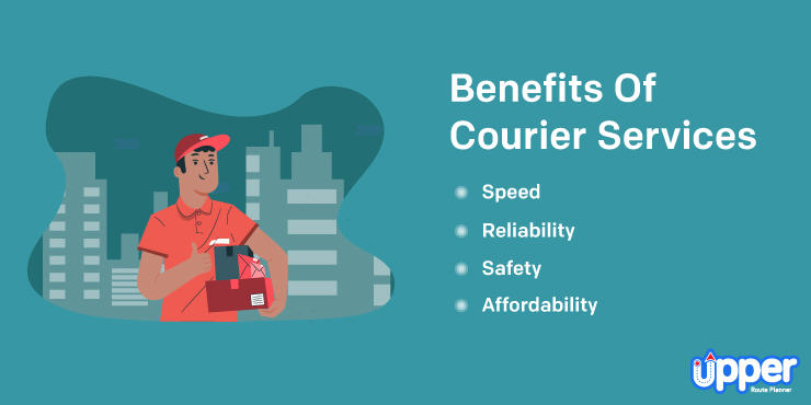 Benefits of Courier Service