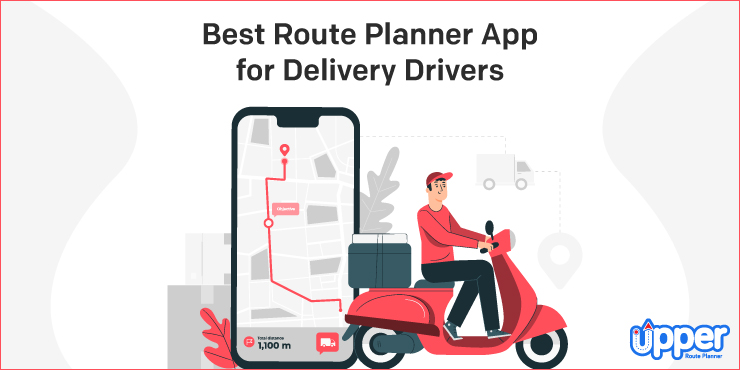 Best Route Planner App for Delivery Drivers