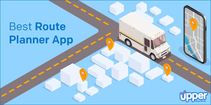 Best Route Planner App