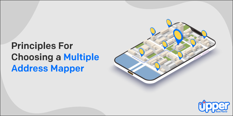 Principles for Choosing Multiple Address Mapper