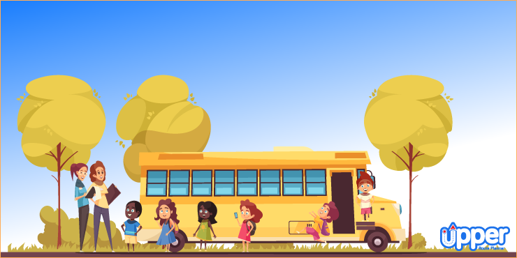 Route Planning Solution for School Transportation