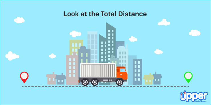 Total Distance of Trip