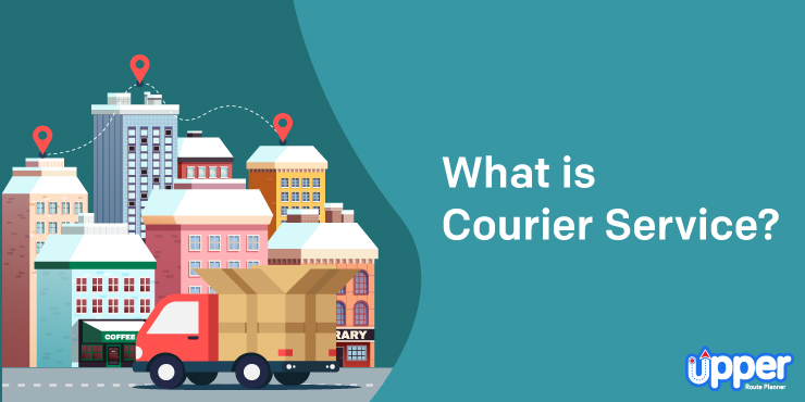What is Courier Service