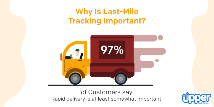 Why is Last Mile Tracking Important
