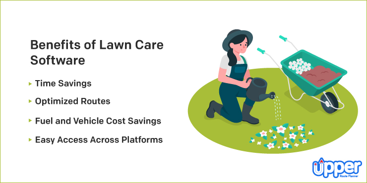 Benefits of Lawn Care Software