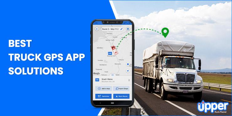 Best Truck GPS App