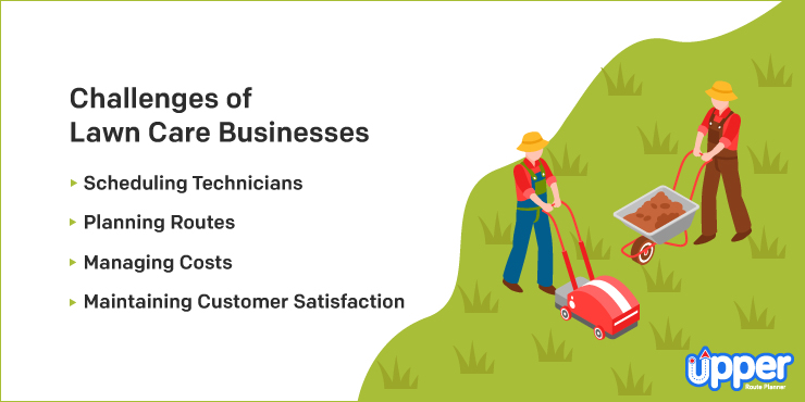 Challenges of Lawn Care Businesses