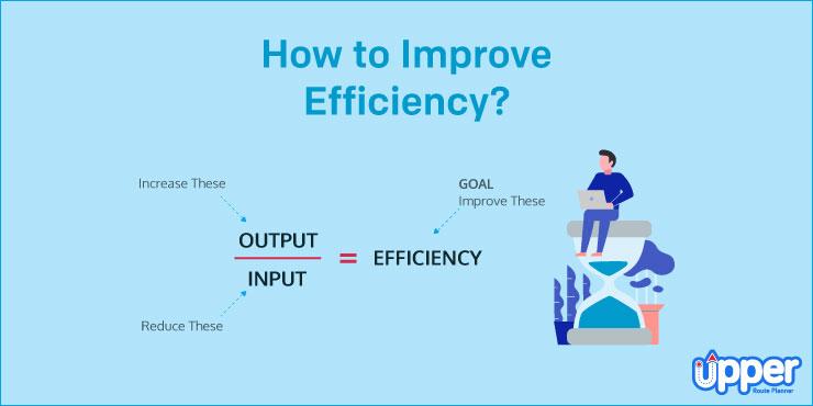 How to Improve Efficiency?