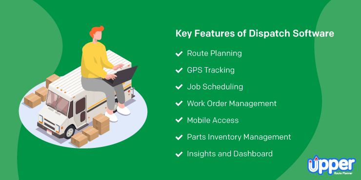 Key Features of Dispatch Software