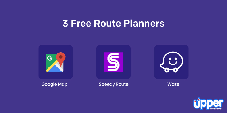 3 Free Route Planners