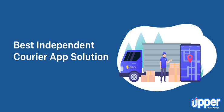 Best Independent Courier App Solution