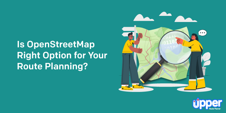 Is Open Street Map Right Option for Your Route Planning