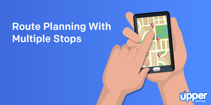 Route Planning with Multiple Stops