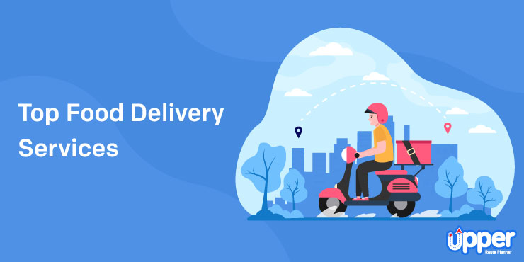 Top Food Delivery Services
