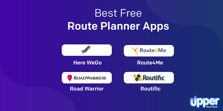 Best Free Route Planner Apps