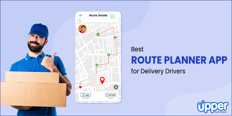 Delivery Route Planner App