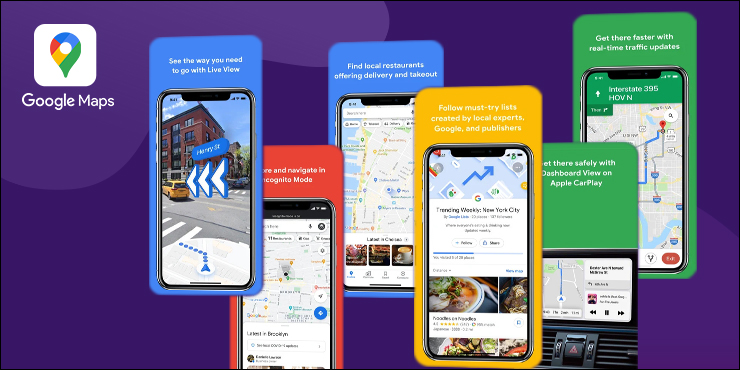 Google Maps Delivery Route Planner