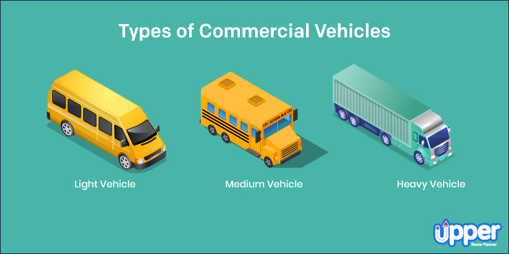 Types of Commercial Vehicles