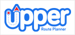Upper Route Planner