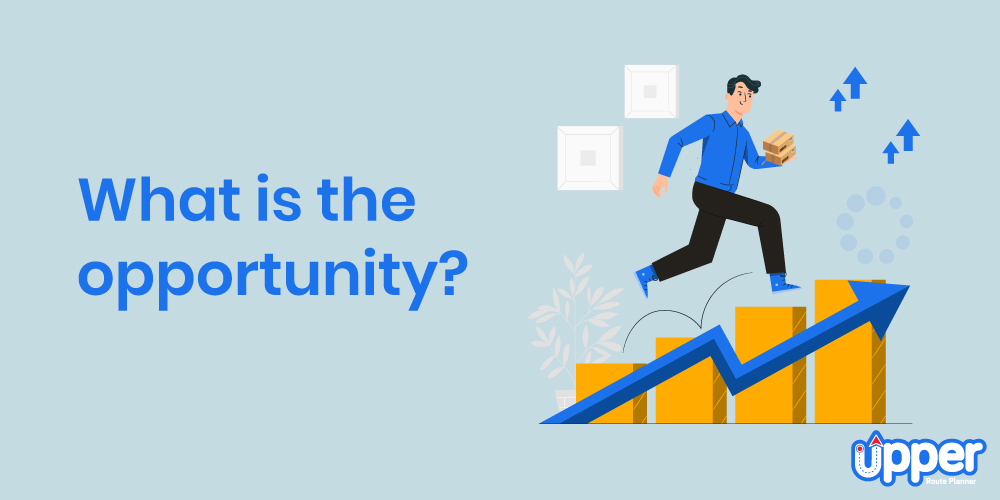 What is The Opportunity ?