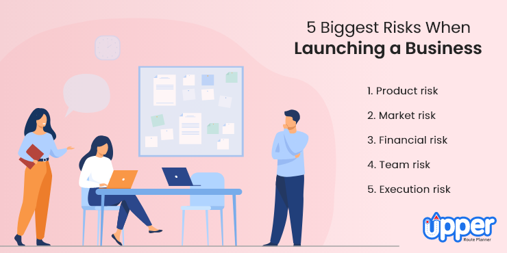 5 Biggest Risks When Launching a Business