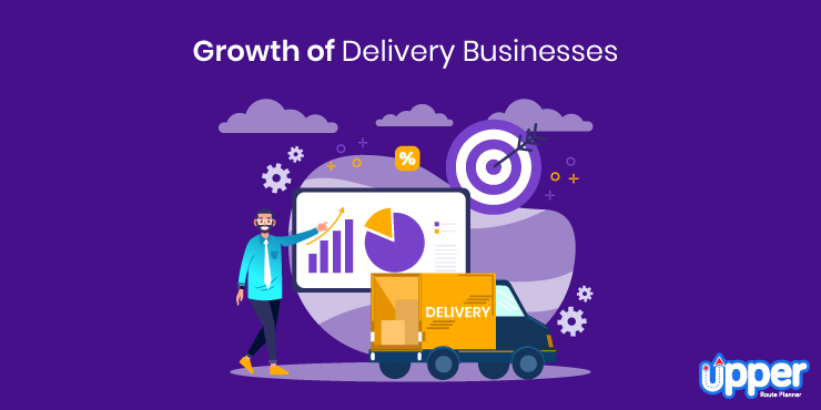 Growth of Delivery Businesses