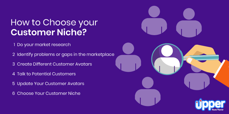 How to Choose Your Customer Niche