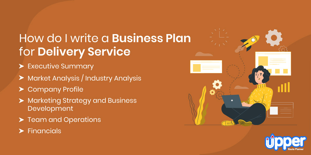 How to Write Business Plan for Delivery Services