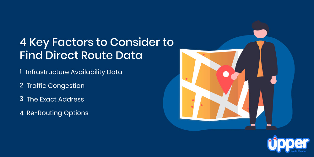 4 Key Factors to Consider to Find Direct Route Data