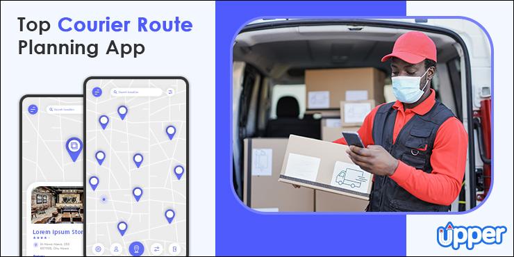 Best Courier Route Planning App
