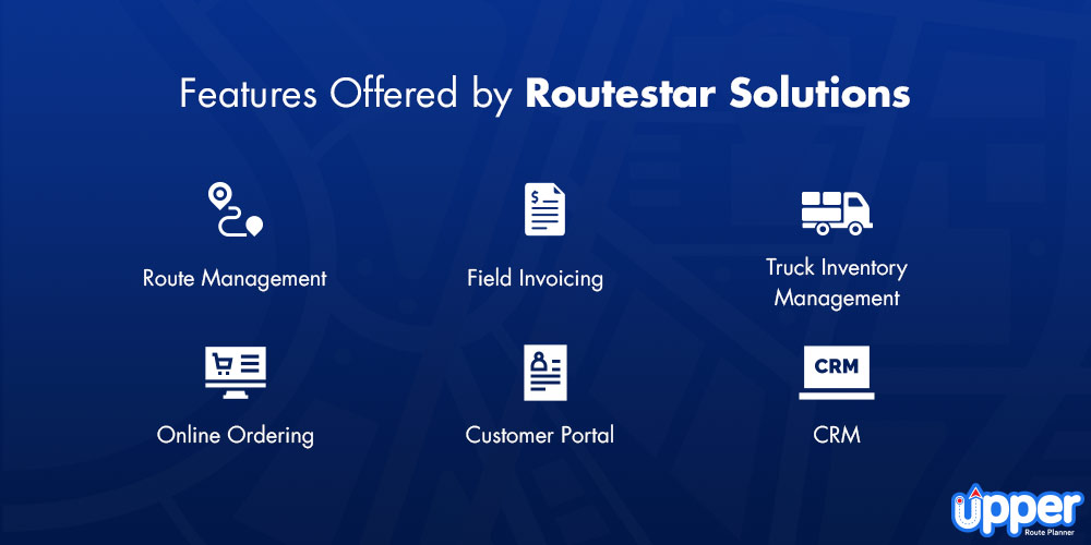 Features Offered by Routestar Solutions