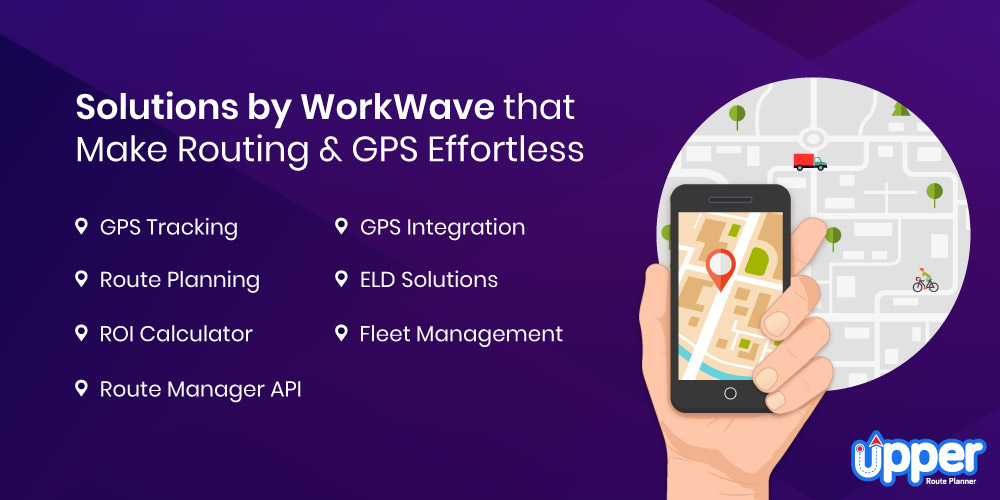 Solutions by WorkWave that Make Routing & GPS Effortless