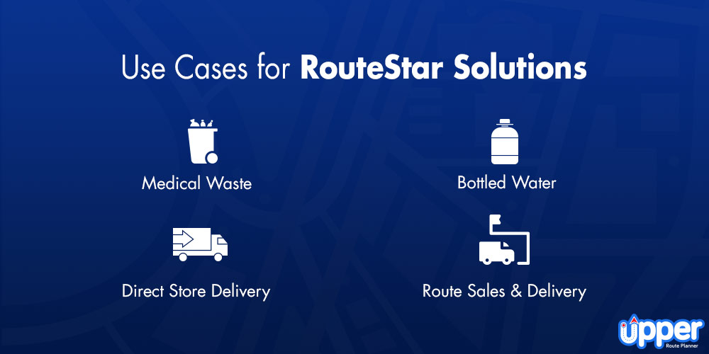 Use Cases for Routestar Solutions