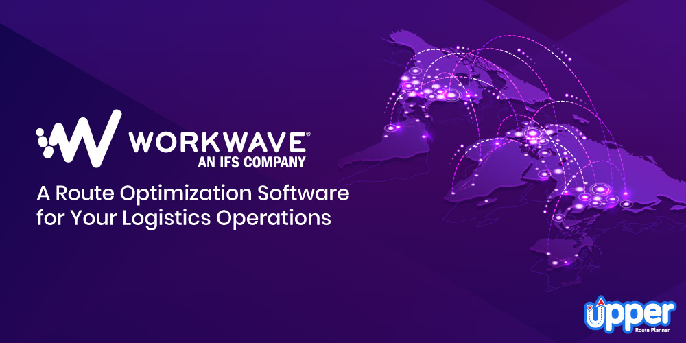 WorkWave - A Route Optimization Software for Your Logistics Operations