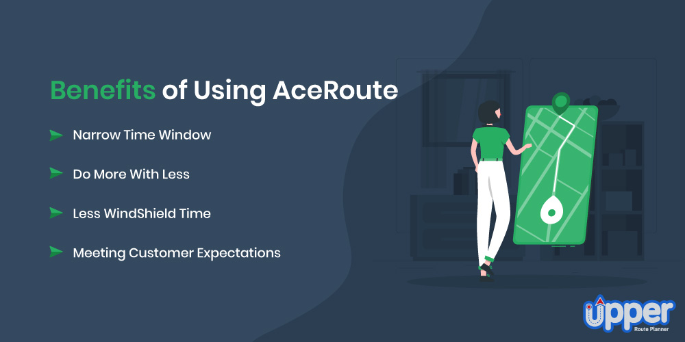 Benefits of Using AceRoute