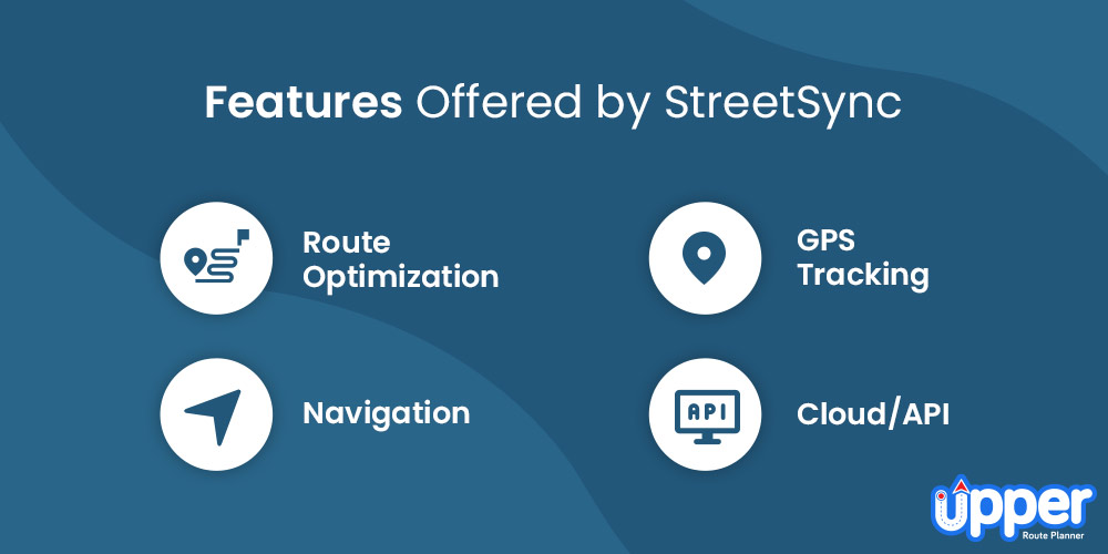 Features Offered by StreetSync