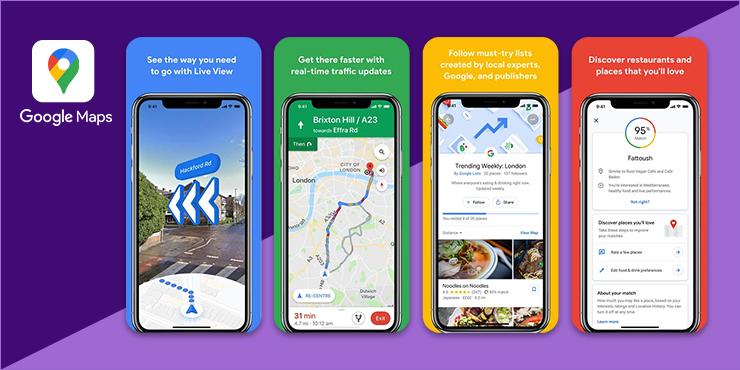 Google Maps multi stop Route Planner