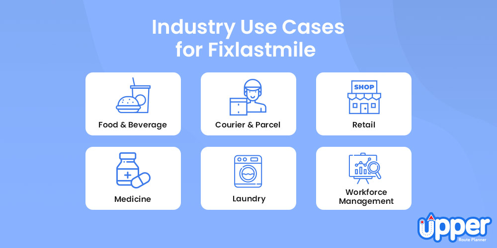Industry Use Cases for Fixlastmile