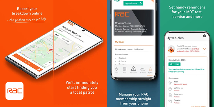 Racs Mapping Service Multi Stop Route Planner
