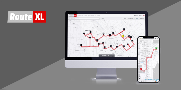 Routexl Best Multi Stop Route Planner App