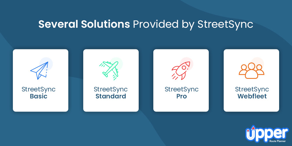 Several Solutions Provided by StreetSync