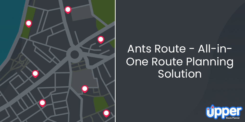 AntsRoute - An All-in-One Route Planning Solution
