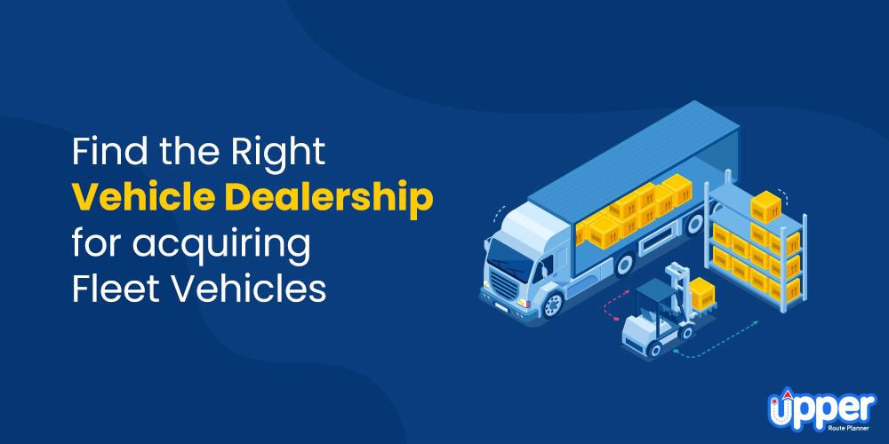 Find the Right Vehicle Dealership for acquiring Fleet Vehicles