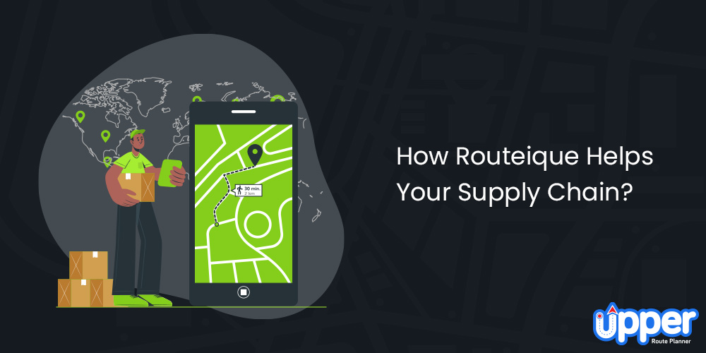 How Routeique helps Your Supply Chain?