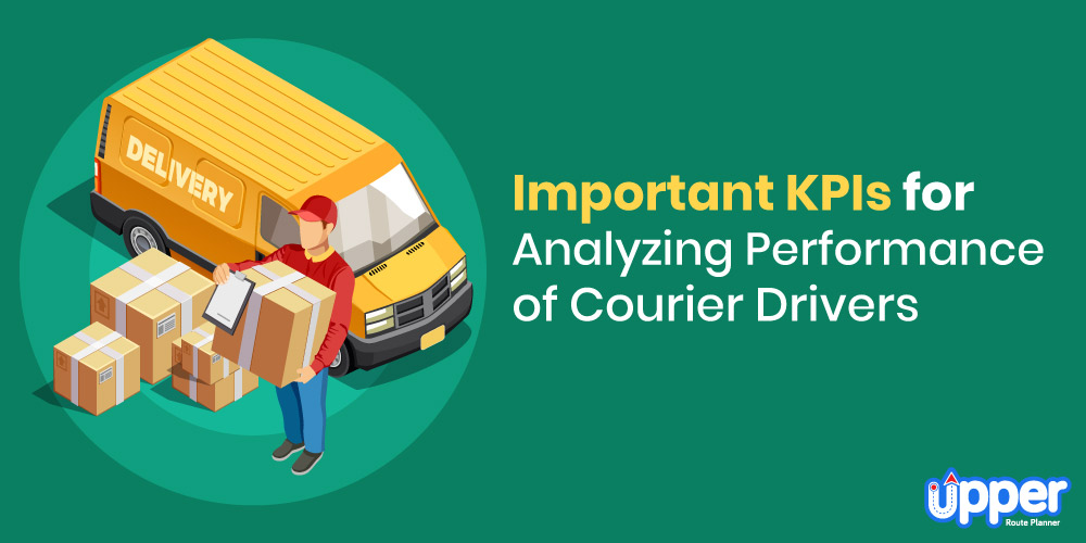 Important KPIs for Analyzing Performance of Courier Drivers