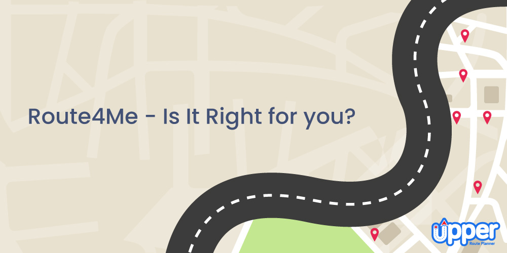 Route4Me - Is It Right for You?
