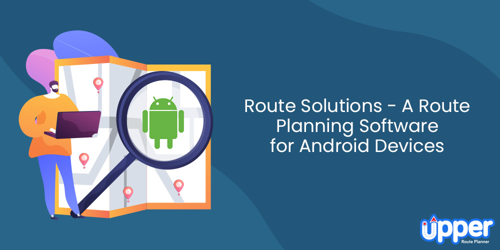 StreetSync - A Route Planning Software for Android Devices