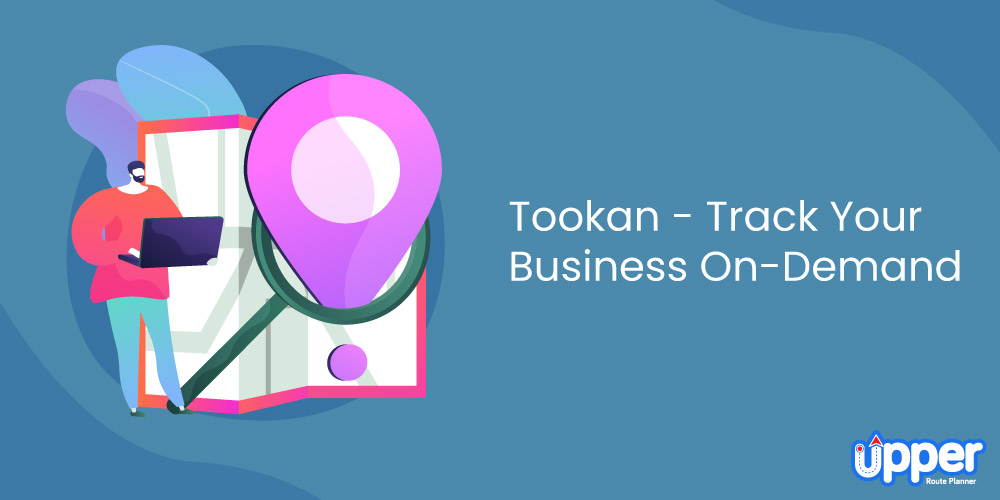 Tookan - Track Your Business on Demand