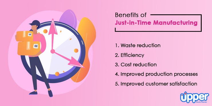 Benefits of Just-in-Time Manufacturing